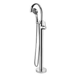 Смеситель Lemark Atlantiss LM3244C для ванны напольный