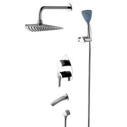 Смеситель Lemark Mars LM3522C для ванны и душа