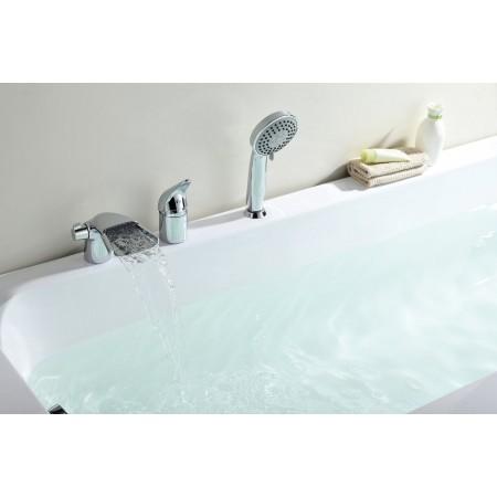 Смеситель LEMARK Poseidon LM4245C на борт ванны