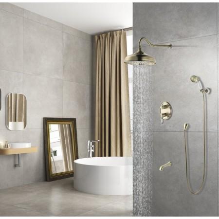 Смеситель LEMARK Villa LM4822B для ванны и душа