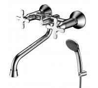 Смеситель LEMARK Duetto LM5751C для ванны