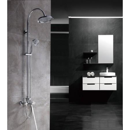 Смеситель LEMARK Duetto LM5762C для ванны и душа