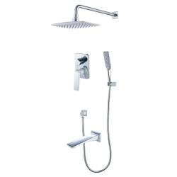 Смеситель LEMARK Allegro LM5922CW для ванны и душа