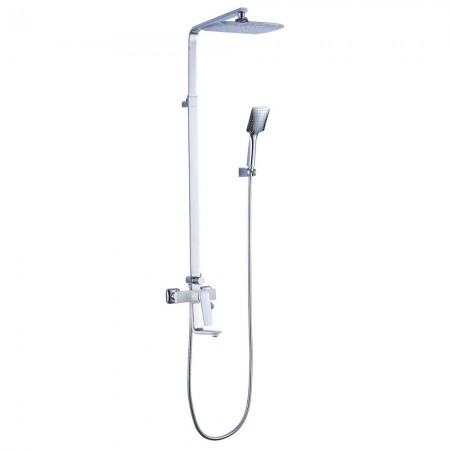 Смеситель Lemark Allegro LM5962CW для ванны и душа