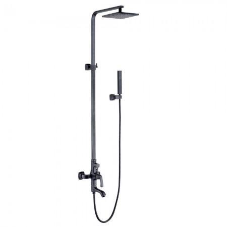 Смеситель Lemark Nubira LM6262ORB для ванны и душа