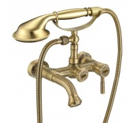 Смеситель Lemark Jasmine LM6612B для ванны