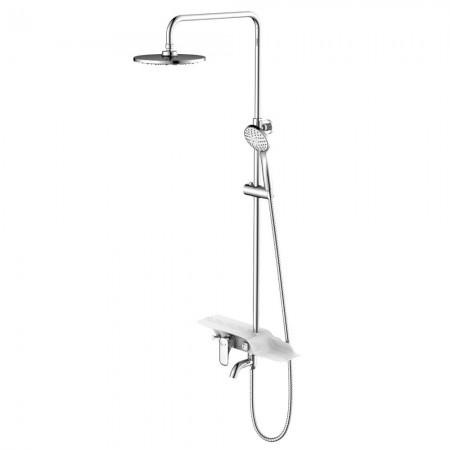 Смеситель Lemark Tropic LM7003С для ванны и душа