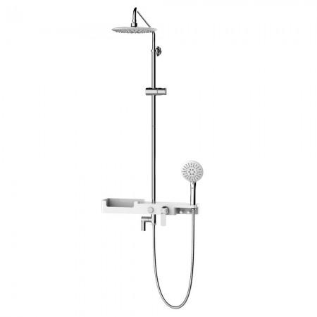 Смеситель Lemark Tropic LM7007С для ванны и душа