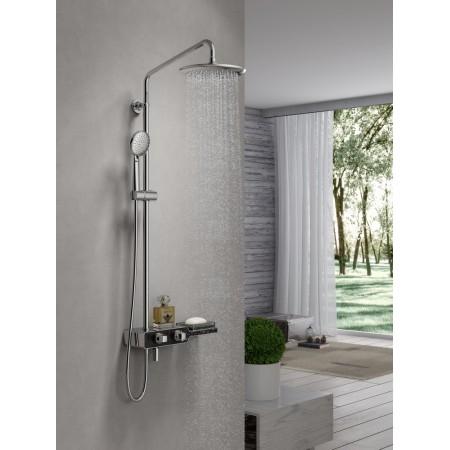 Смеситель LEMARK Tropic LM7009С для ванны и душа термостатический