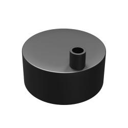 Комплект скрытого подключения LEMARK LM0101BL для электрического полотенцесушителя черный