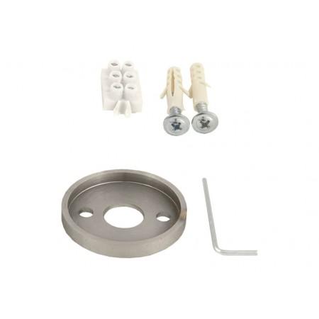 Комплект скрытого подключения LEMARK LM0101C для электрического полотенцесушителя хром