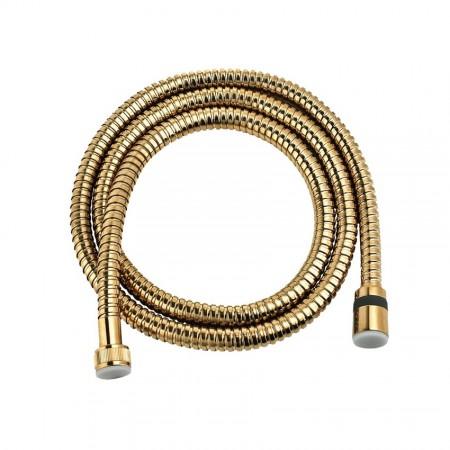 Шланг душевой Lemark LE8037B-Gold, 150 см, TURN-FREE